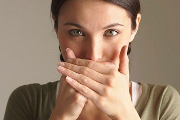 запах изо рта у новорожденного ребенка