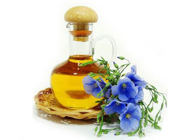 льняное масло при холестерине при повышенном