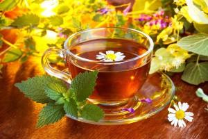 Чаи из лекарственных трав