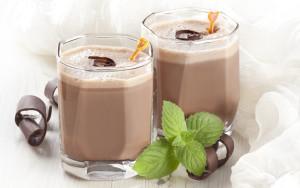 Какао молочное