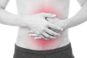 Боли при гастрите желудка